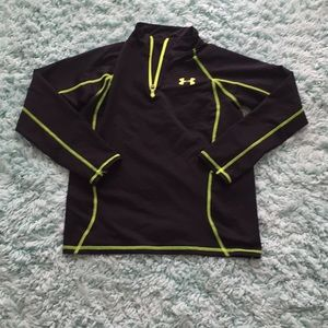 Under armor workout jacket